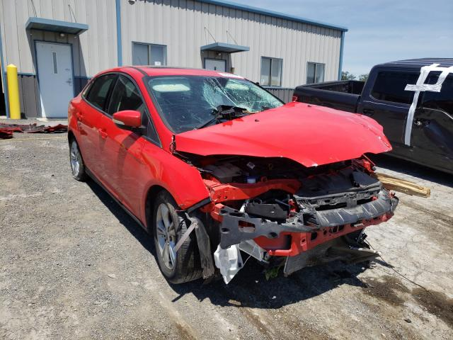 Salvage cars for sale from Copart Chambersburg, PA: 2014 Ford Focus SE
