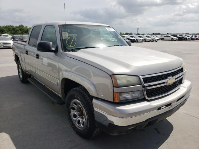 Salvage cars for sale from Copart Grand Prairie, TX: 2006 Chevrolet Silverado