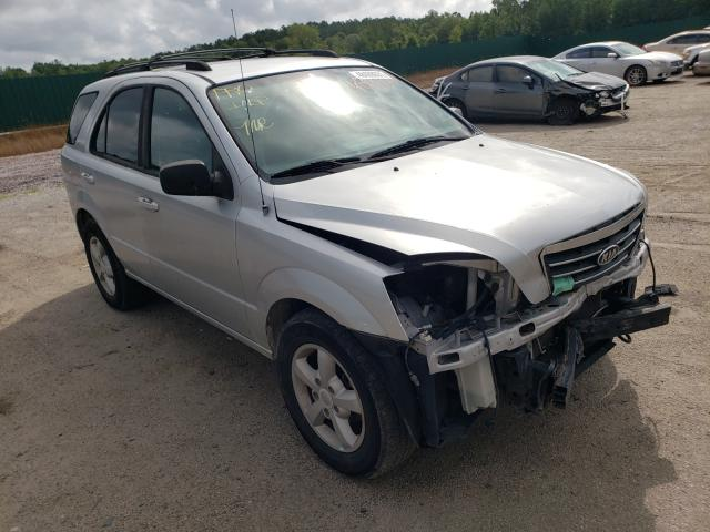KIA salvage cars for sale: 2007 KIA Sorento EX