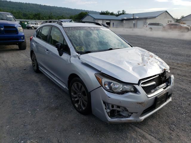 2015 Subaru Impreza SP for sale in Grantville, PA