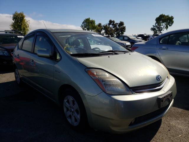 Vehiculos salvage en venta de Copart Martinez, CA: 2007 Toyota Prius