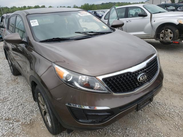 Salvage cars for sale from Copart Louisville, KY: 2014 KIA Sportage B