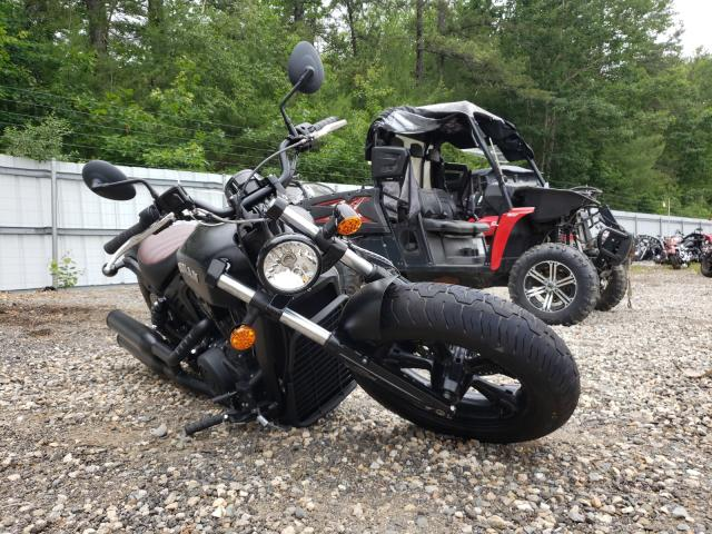 Indian Motorcycle Co. salvage cars for sale: 2021 Indian Motorcycle Co. Scout Bobb