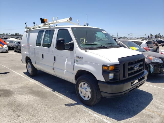 Salvage cars for sale from Copart Sun Valley, CA: 2010 Ford Econoline