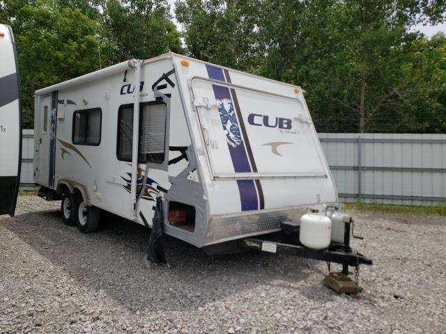 Salvage cars for sale from Copart Leroy, NY: 2010 Dtch Trailer