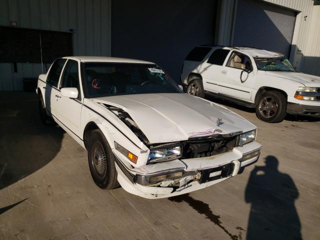 Cadillac Seville salvage cars for sale: 1989 Cadillac Seville
