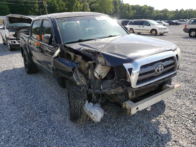 Salvage cars for sale from Copart Gastonia, NC: 2010 Toyota Tacoma DOU