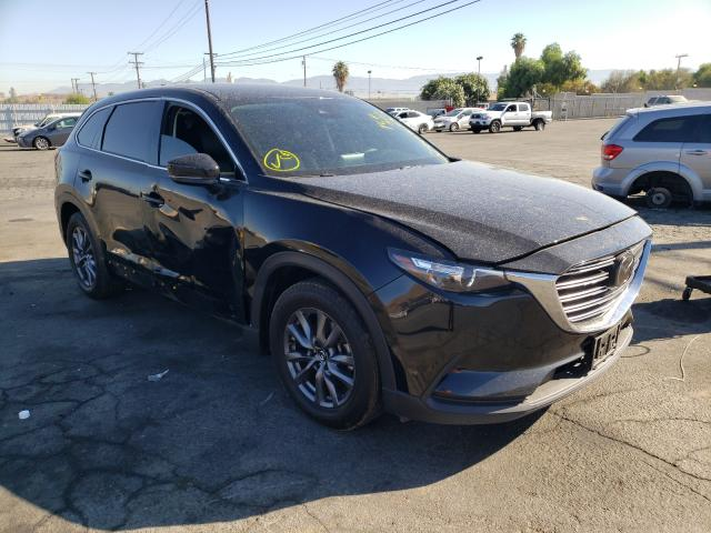 Salvage cars for sale from Copart Colton, CA: 2020 Mazda CX-9 Touring