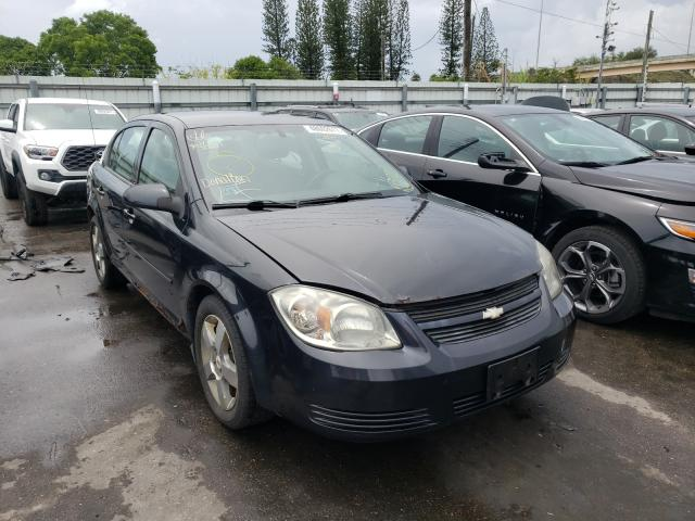 Salvage 2010 CHEVROLET COBALT - Small image. Lot 48602611