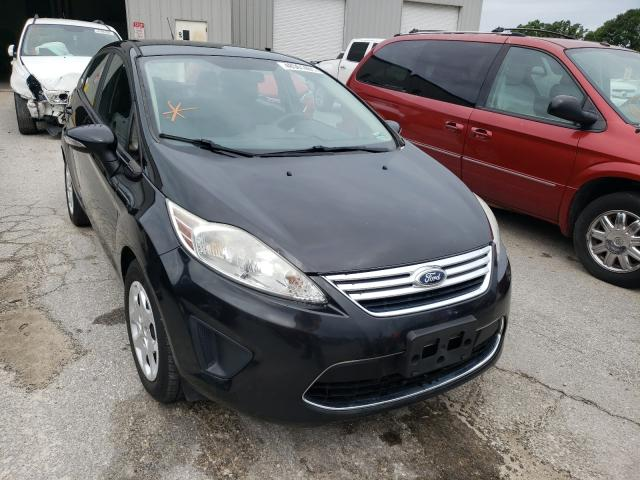 Salvage cars for sale at Rogersville, MO auction: 2013 Ford Fiesta SE