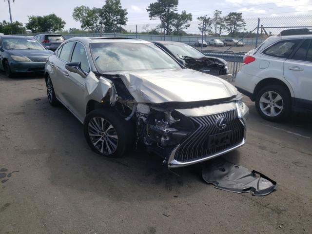 Lexus ES 350 salvage cars for sale: 2020 Lexus ES 350