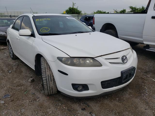 Salvage cars for sale from Copart Kansas City, KS: 2006 Mazda 6 S
