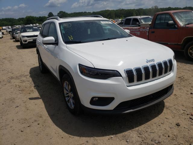 Salvage cars for sale at Conway, AR auction: 2021 Jeep Cherokee L