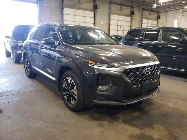 Hyundai Santa FE salvage cars for sale: 2020 Hyundai Santa FE