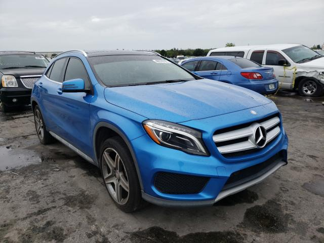 Salvage cars for sale from Copart Orlando, FL: 2015 Mercedes-Benz GLA 250 4M
