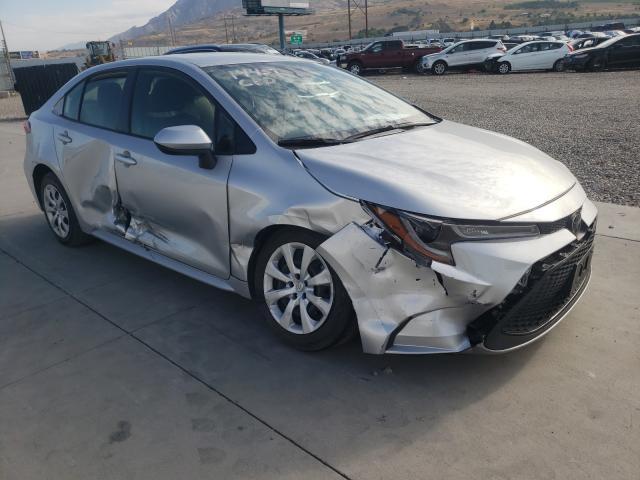Vehiculos salvage en venta de Copart Farr West, UT: 2020 Toyota Corolla LE