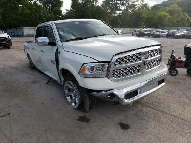 Salvage cars for sale from Copart Ellwood City, PA: 2016 Dodge 1500 Laram