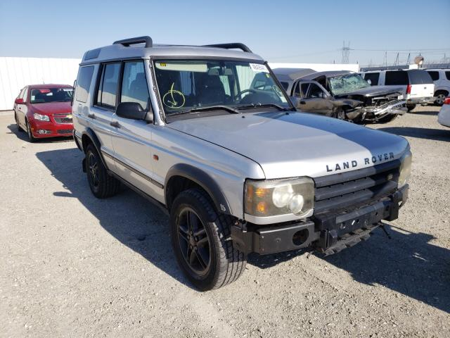 Land Rover salvage cars for sale: 2004 Land Rover Discovery