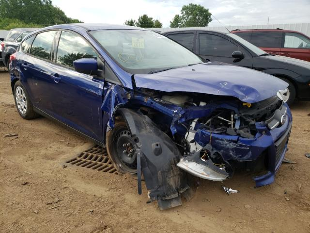 2012 FORD FOCUS SE 1FAHP3K2XCL299620