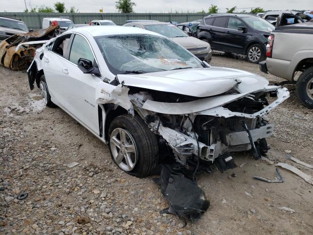 Vehiculos salvage en venta de Copart Kansas City, KS: 2021 Chevrolet Malibu LS