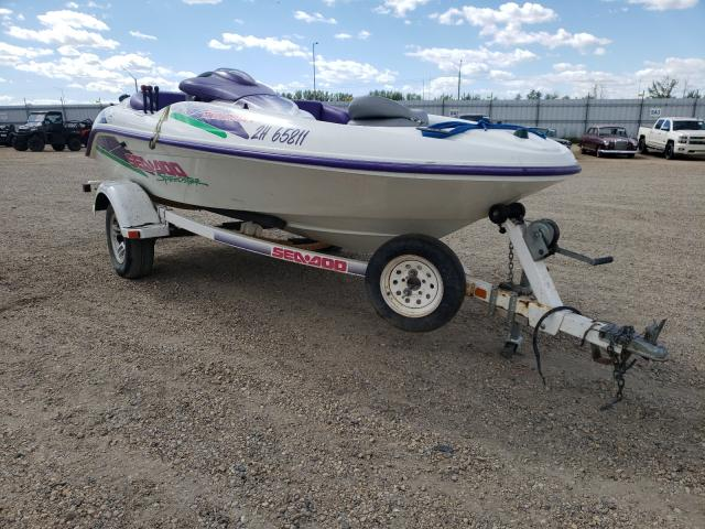 Upcoming salvage boats for sale at auction: 2006 Seadoo Speedster