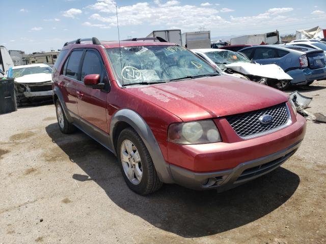 Salvage cars for sale from Copart Tucson, AZ: 2007 Ford Freestyle