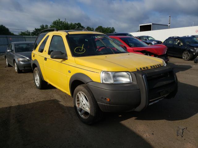 Land Rover Vehiculos salvage en venta: 2003 Land Rover Freelander