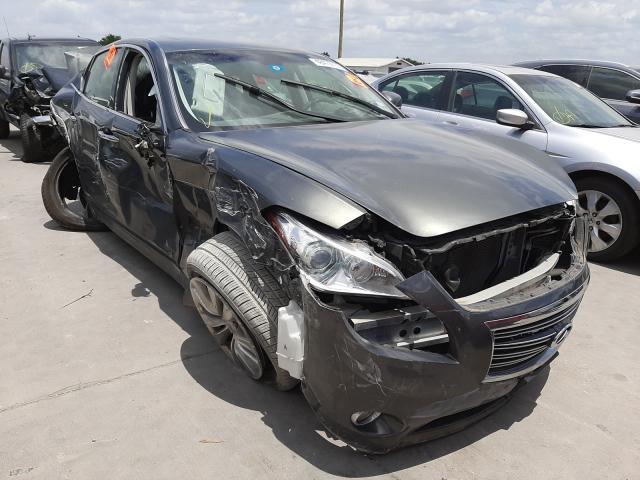 Infiniti M37 salvage cars for sale: 2013 Infiniti M37
