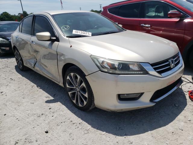 Honda salvage cars for sale: 2014 Honda Accord Sport