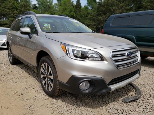 Vehiculos salvage en venta de Copart Ham Lake, MN: 2017 Subaru Outback 3