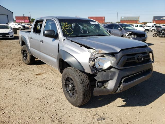 Salvage cars for sale from Copart Nampa, ID: 2014 Toyota Tacoma DOU
