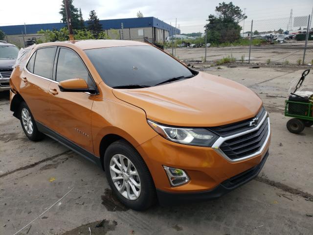 2018 Chevrolet Equinox LT for sale in Woodhaven, MI