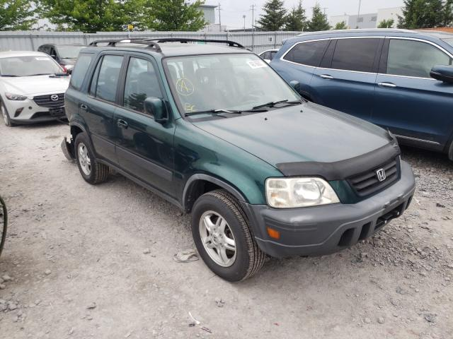 Honda Vehiculos salvage en venta: 2000 Honda CR-V EX