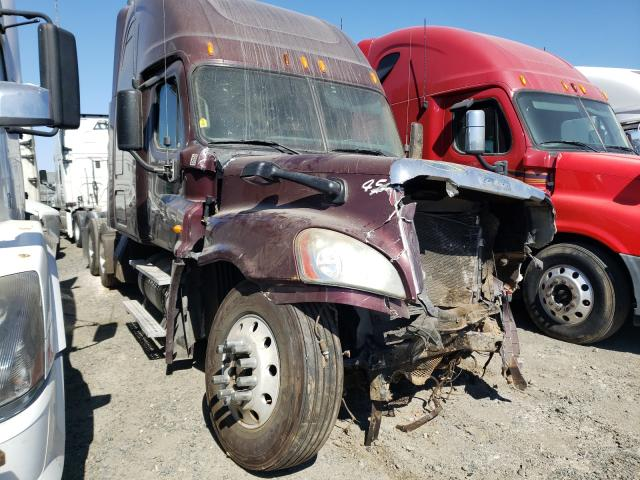 Freightliner Cascadia 1 salvage cars for sale: 2010 Freightliner Cascadia 1