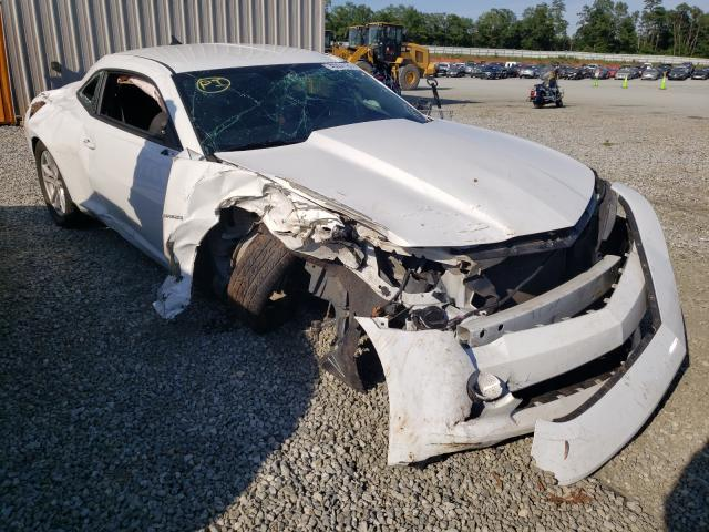 Vehiculos salvage en venta de Copart Spartanburg, SC: 2015 Chevrolet Camaro LT