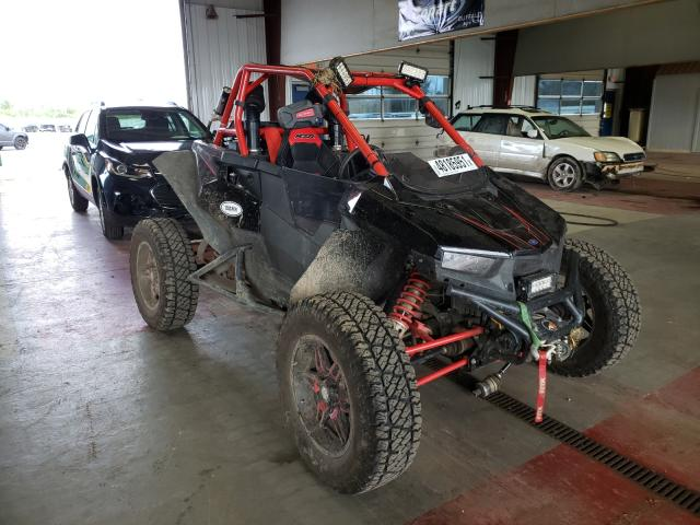 Salvage cars for sale from Copart Angola, NY: 2018 Polaris RZR RS1