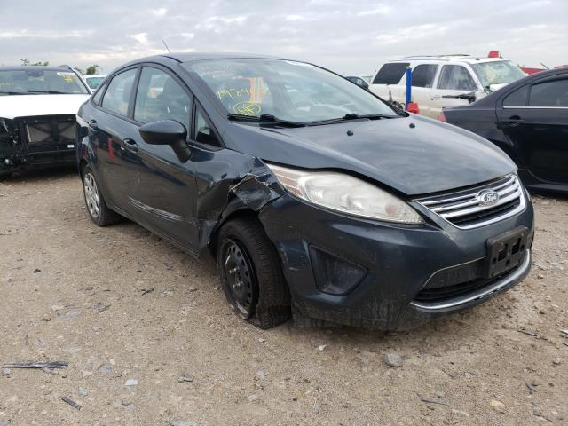Salvage cars for sale from Copart Kansas City, KS: 2011 Ford Fiesta SE