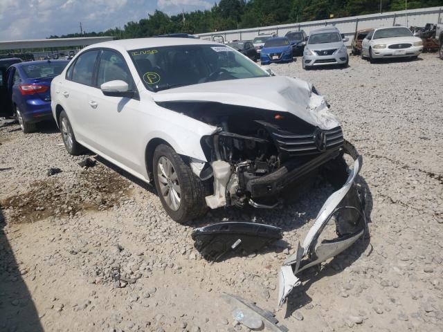 Vehiculos salvage en venta de Copart Memphis, TN: 2013 Volkswagen Passat S