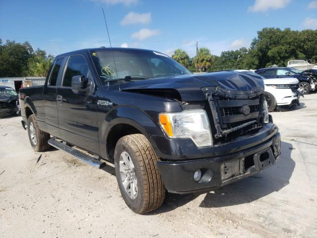 Salvage cars for sale from Copart Punta Gorda, FL: 2013 Ford F150 Super