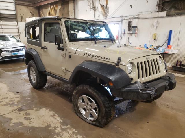 2017 Jeep Wrangler R en venta en Casper, WY