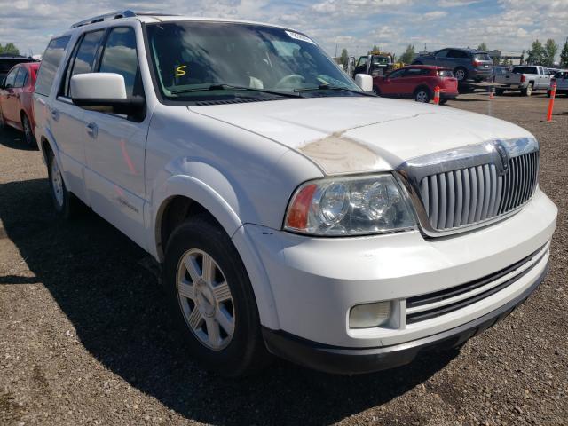 Vehiculos salvage en venta de Copart Rocky View County, AB: 2006 Lincoln Navigator