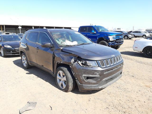 Salvage cars for sale from Copart Phoenix, AZ: 2019 Jeep Compass LA