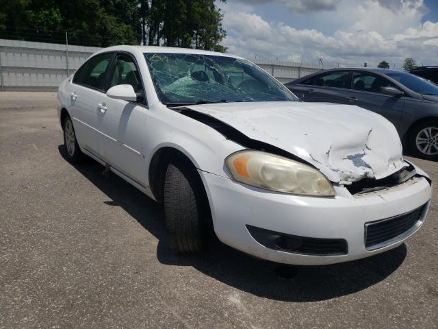Vehiculos salvage en venta de Copart Dunn, NC: 2006 Chevrolet Impala LT