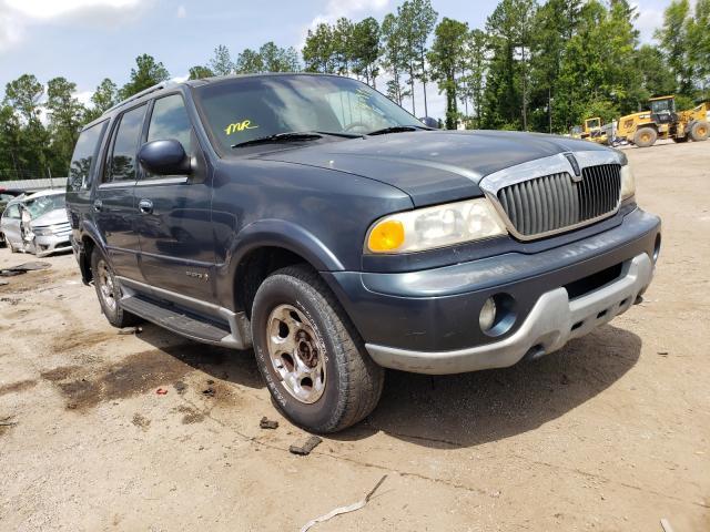Lincoln Navigator salvage cars for sale: 2001 Lincoln Navigator