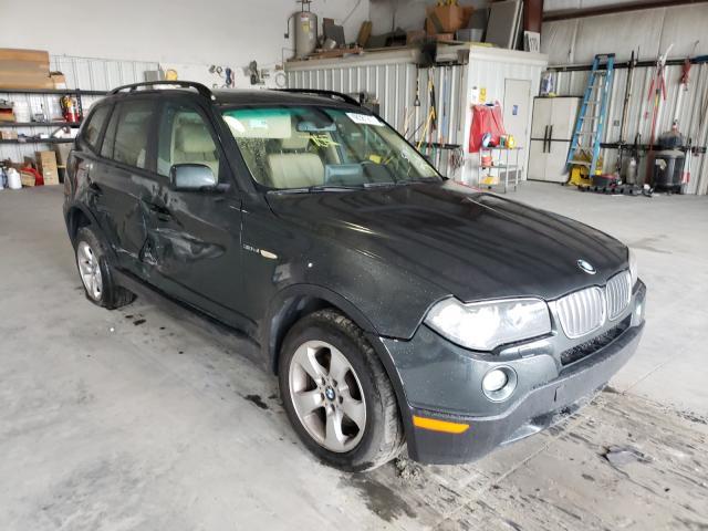 BMW X3 salvage cars for sale: 2007 BMW X3