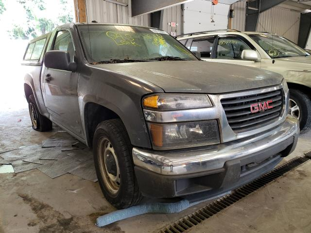 Salvage cars for sale from Copart West Mifflin, PA: 2009 GMC Canyon