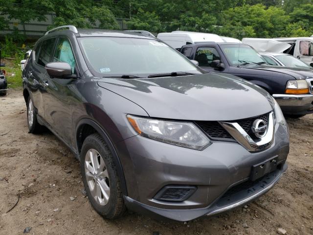 2014 Nissan Rogue S en venta en Mendon, MA