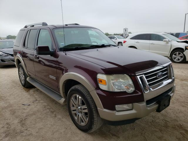 Clean Title Cars for sale at auction: 2007 Ford Explorer E