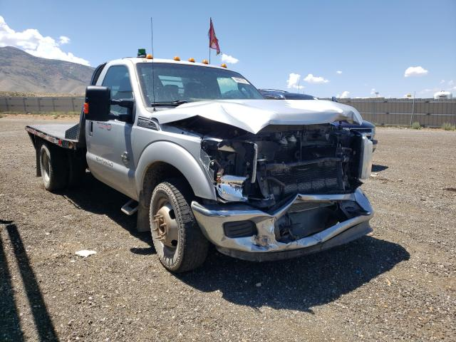 Salvage cars for sale from Copart Reno, NV: 2015 Ford F350 Super