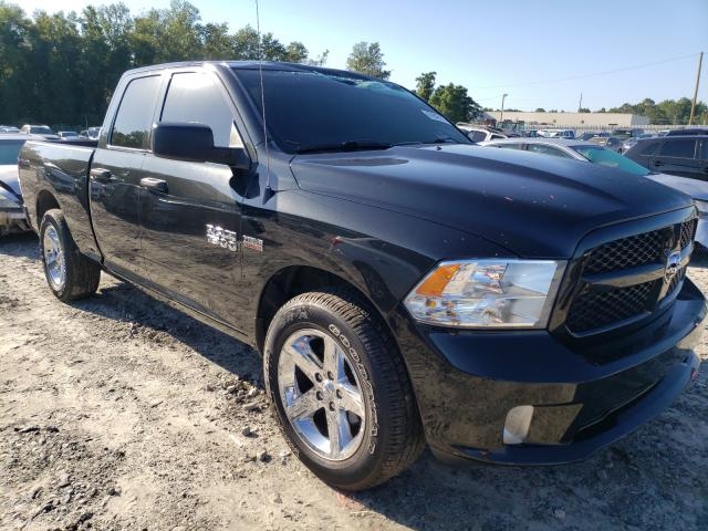 Salvage cars for sale from Copart Tifton, GA: 2017 Dodge RAM 1500 ST